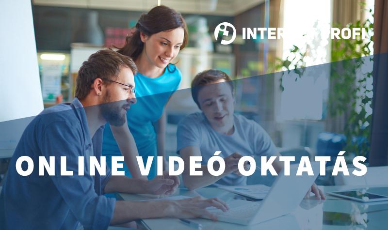 Online videó oktatás